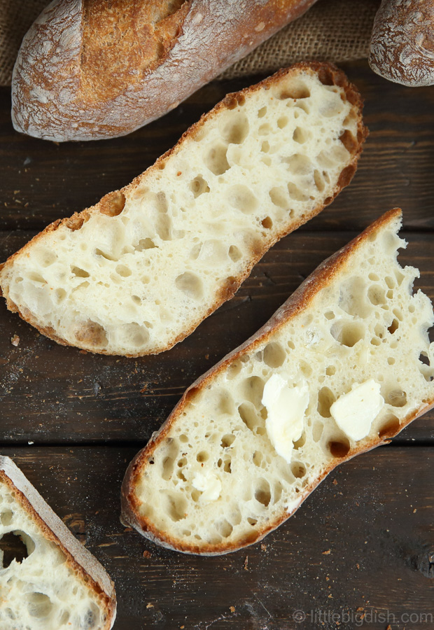 Homemade-French-Baguette-Recipe