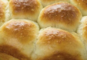 Ukrainian Garlic Rolls