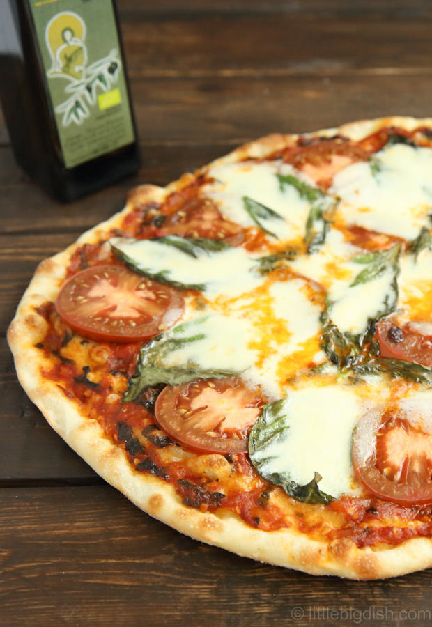 Margherita-Pizza-Kumato