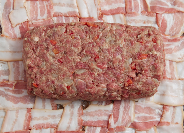 Best Meatloaf Recipe in the World. Period. You've got to try it to believe it. This beef, pork and bacon meatloaf will make you absolutely proud to serve it.