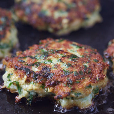 Fish Cakes in Tomato Sauce