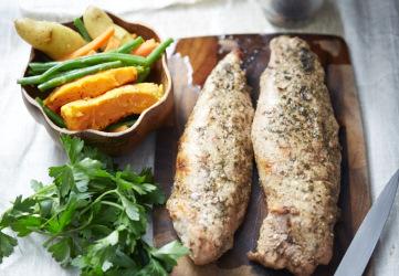 Simple Recipe For Pork Tenderloin In The Oven