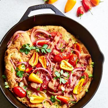 Savory Dutch Baby Pancake Recipe
