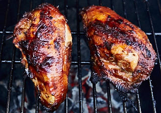 This Grilled Chicken Marinade Has Everything A Great Marinade Should Have Perfect Balance Big
