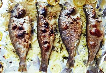 Killer Oven Baked Whitefish