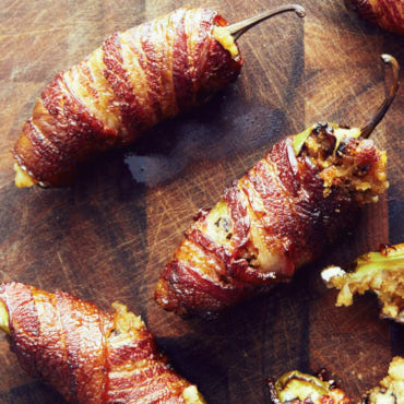 The Ultimate Bacon Wrapped Jalapeno Poppers