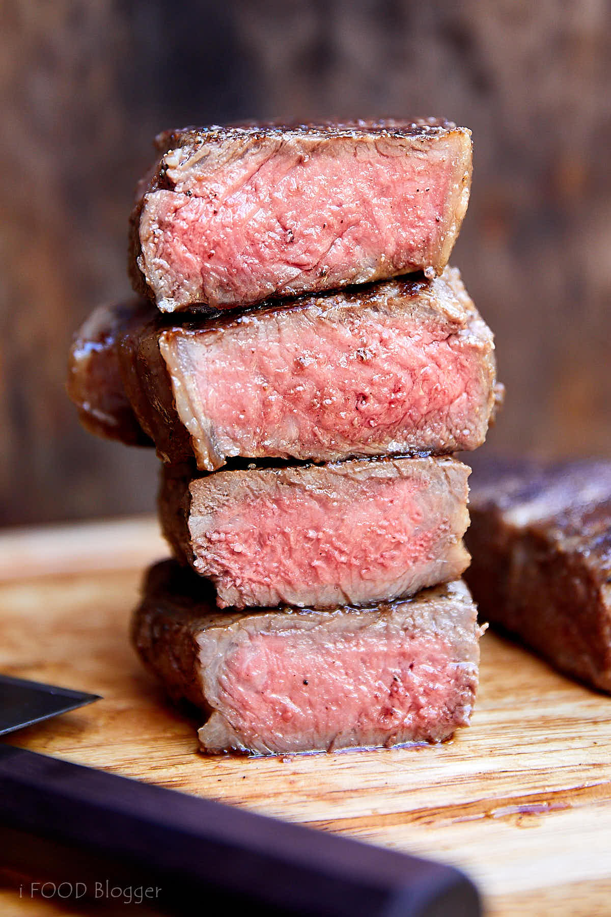 How To Cook A Perfect Steak On The Stove I Food Blogger