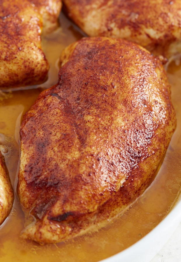 Tender and Moist Baked Chicken Breast in 3 Easy Steps - i ...