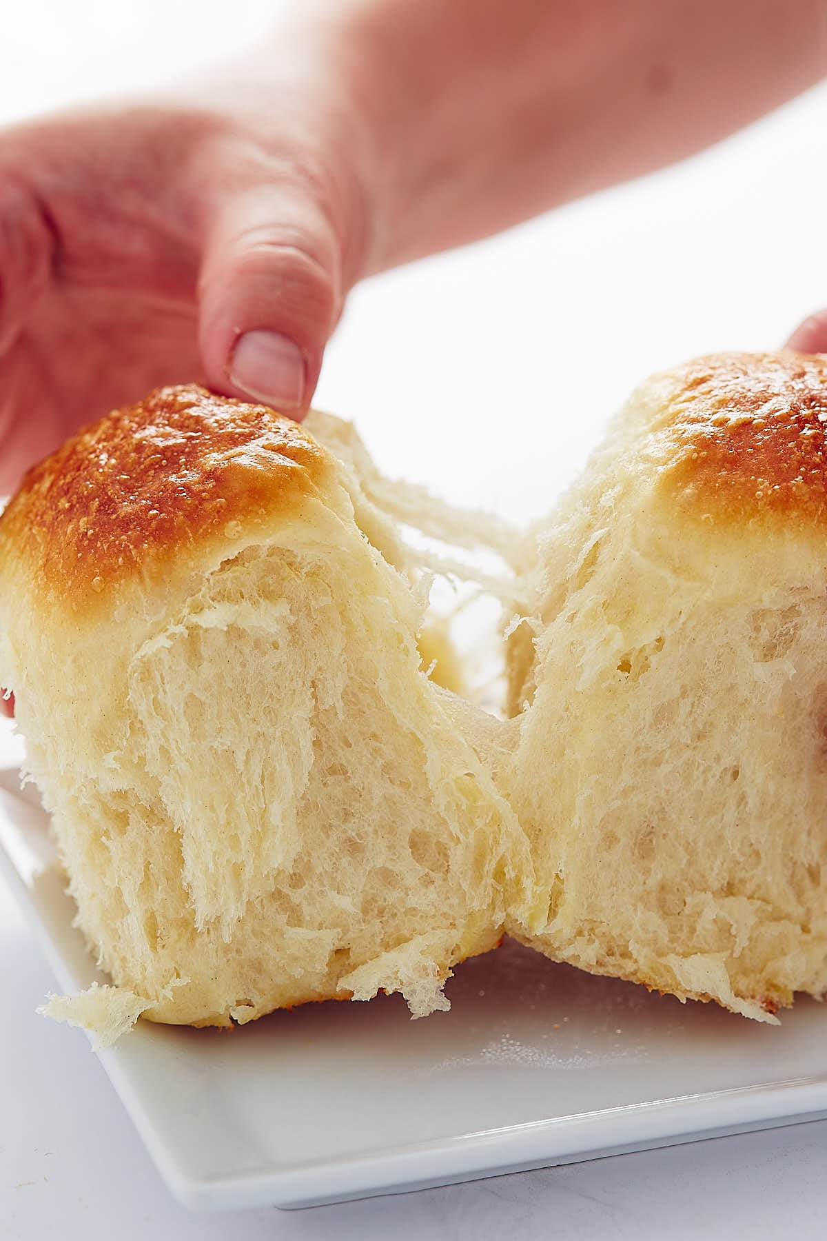 My Vanishing Yeast Rolls recipe. These exceptionally flavorful yeast rolls are very Soft, moist and flaky. They melt in your mouth and have a tendency to vanish in the blink of an eye, just like those good old Vanishing Oatmeal Cookies, remember them? Make sure to make the full batch. Or two. | ifoodblogger.com #rolls #yeastrolls #dinnerrolls #dinnerbread