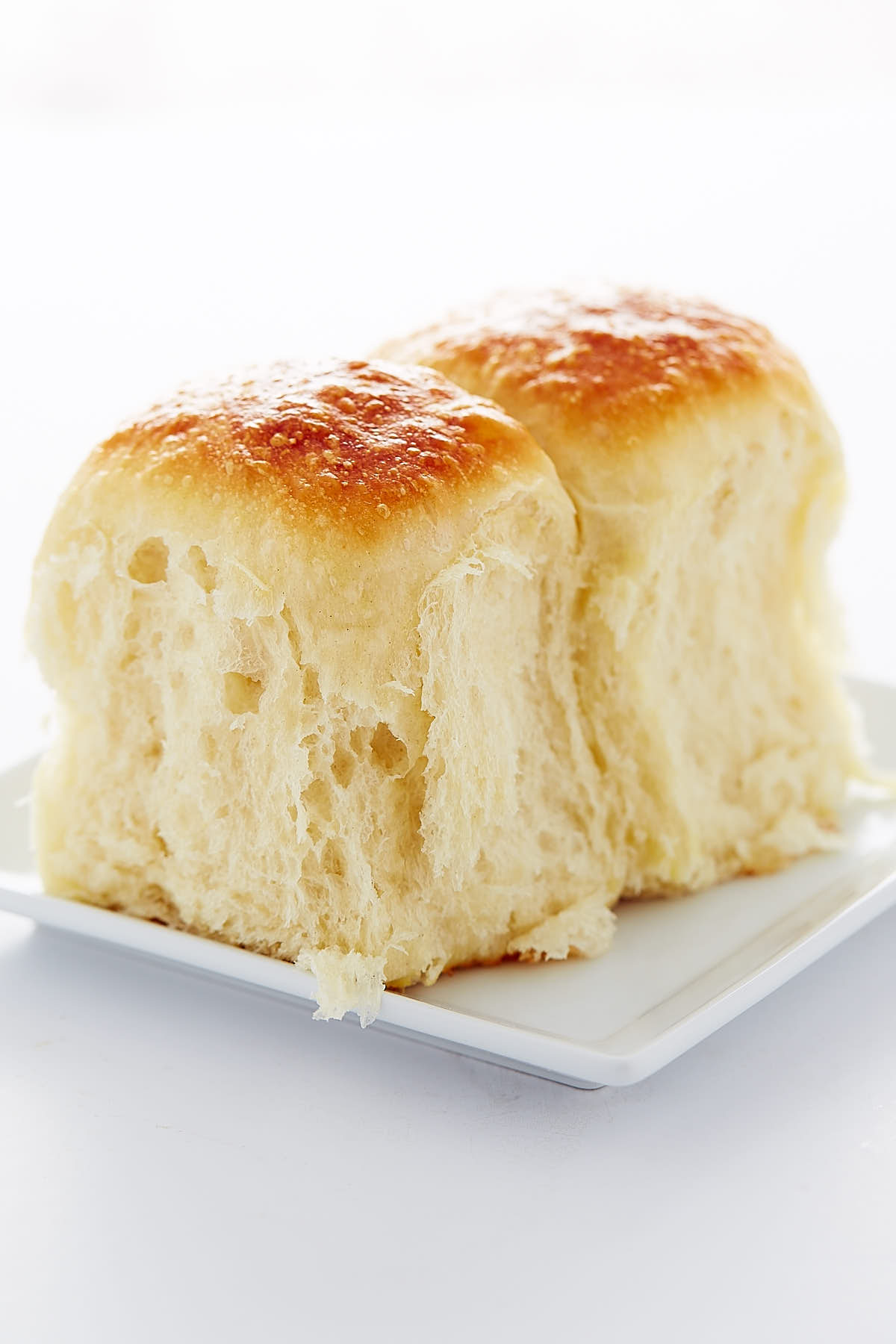 Vanishing Yeast Rolls I Food Blogger