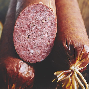How to Make Summer Sausage at Home Step by Step