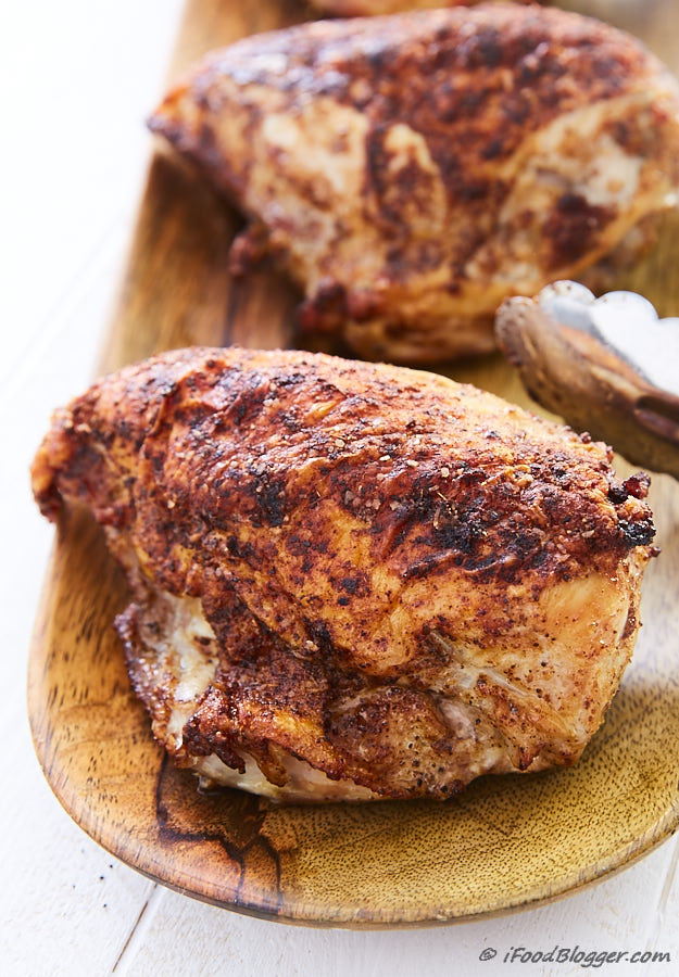 roasted chicken breast bone in recipe