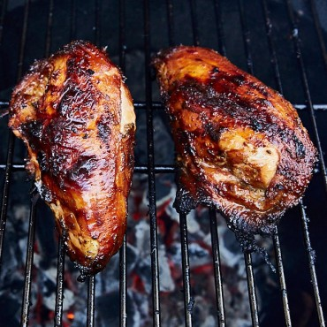 Balsamic and Garlic Grilled Chicken Marinade