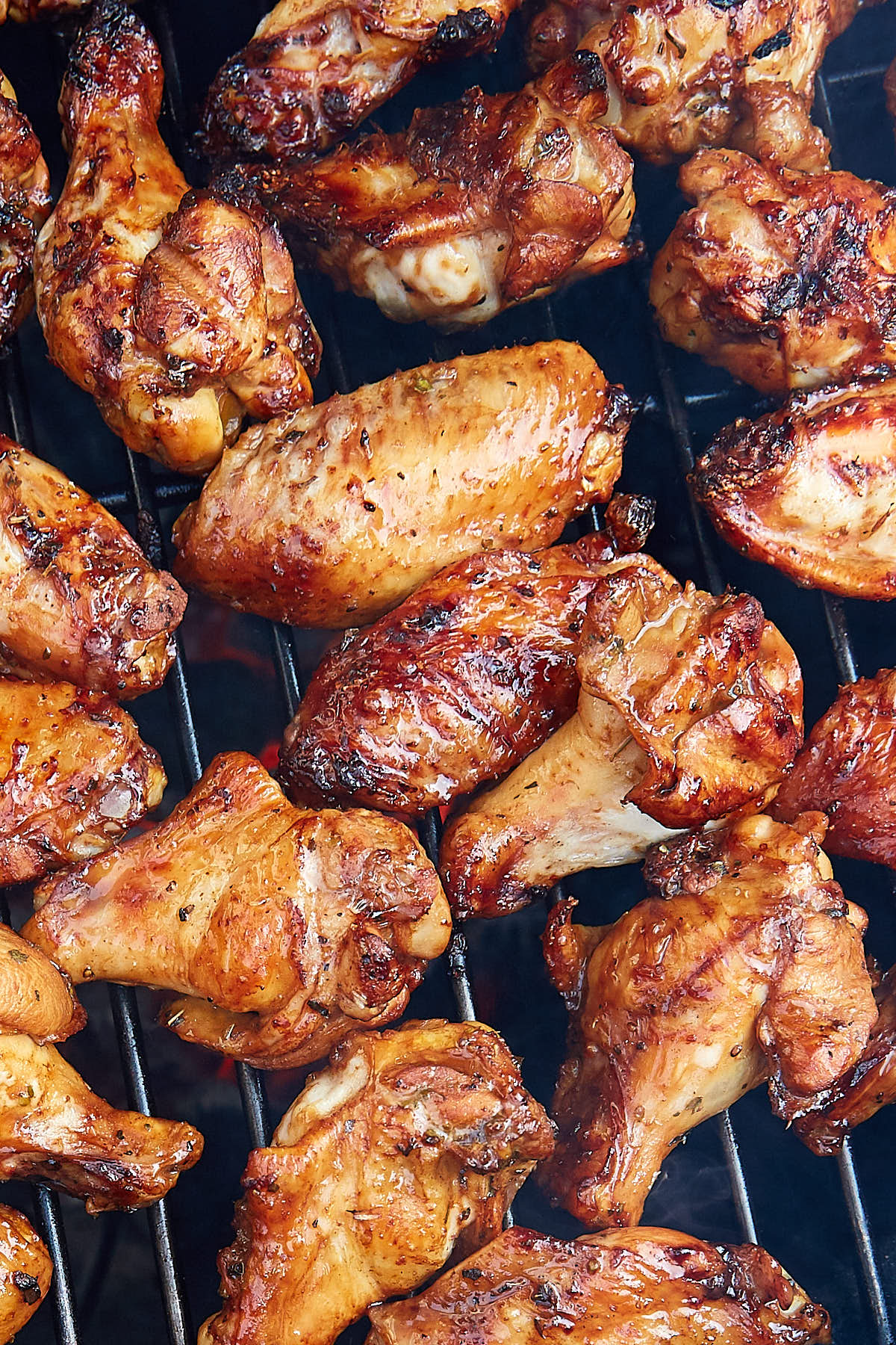 irresistible grilled chicken wings i food blogger