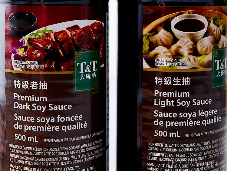 Soy sauce for Thai Pork Recipe