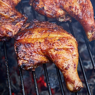 Kickin' Grilled Chicken Legs  – Simplicity is Perfection