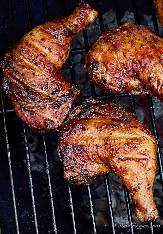 chicken on the grill kickin grilled chicken legs i food 10003