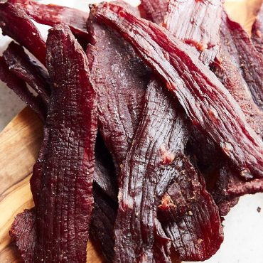 How to Make Traditional Beef Jerky in the Oven