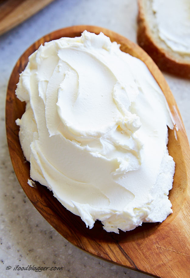 A quick and easy step by step guide on how to make mascarpone cheese at home. You'll be surprised how good it tastes and how easy it is to make. Nothing beats homemade mascarpone. It's the best! Try it, you will love it!