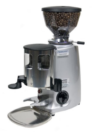 How-to-make-espresso-at-home-mazzer-mini-grinder