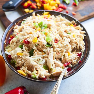 How to Make Shredded Chicken in 20 Minutes