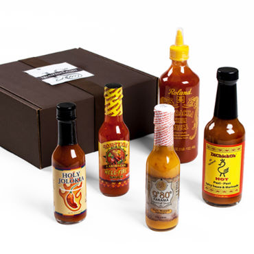 If you are looking to impress a gourmet, check out this list of tasty and delicious gifts for foodies for ideas and inspiration. Assorted Hot Sauces.