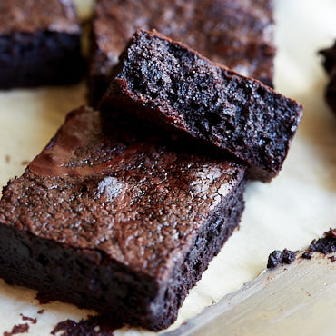 Soft, Chewy Homemade Brownies From Scratch