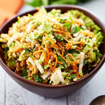 Asian Quinoa Salad, Vietnamese Style