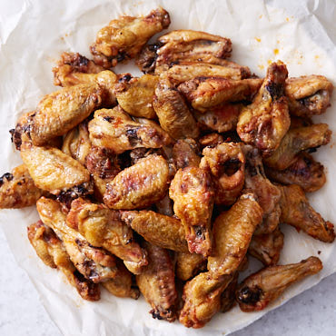 Baked Chicken Wings – Extra Crispy, Like Deep-Fried