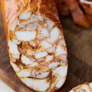 Healthy Homemade Chicken Sausage