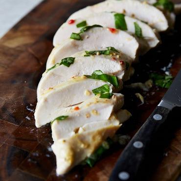 Succulent Italian Dressing Chicken