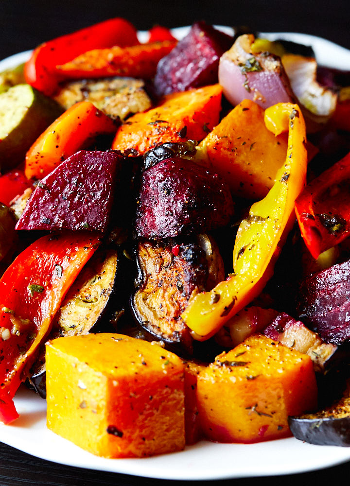Scrumptious Roasted Vegetables Ifoodblogger