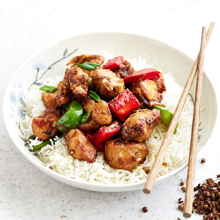 Szechuan chicken is one of the most popular restaurant style chicken dishes served around the world. Use this easy authentic recipe to make it at home.