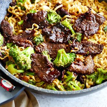 Mongolian Beef (a Healthier Recipe)