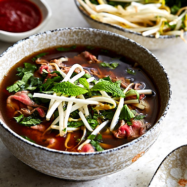 Authentic Vietnamese Beef Pho (Pho Bo) Recipe