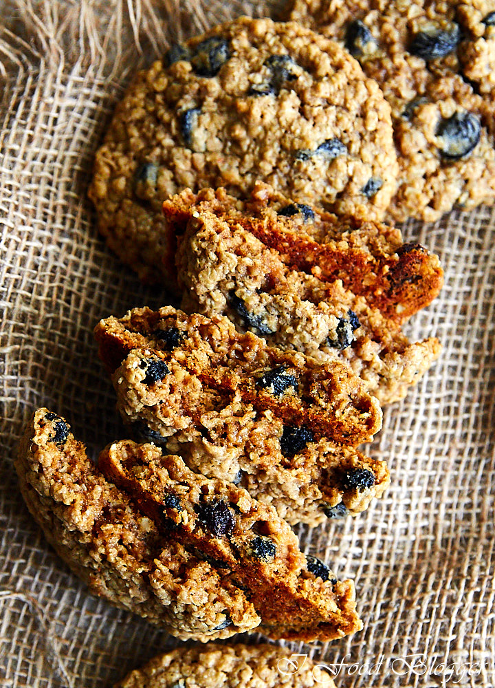 Thick, soft and chewy, these oatmeal raisin cookies are the Rolls-Royce of oatmeal cookies. Any cookies, actually, without any doubt.
