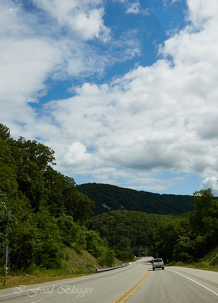 Trip to Washington DC - Rural Pennsylvania