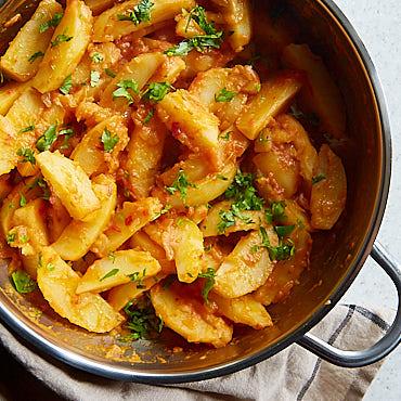 Hungarian Sauteed Potatoes