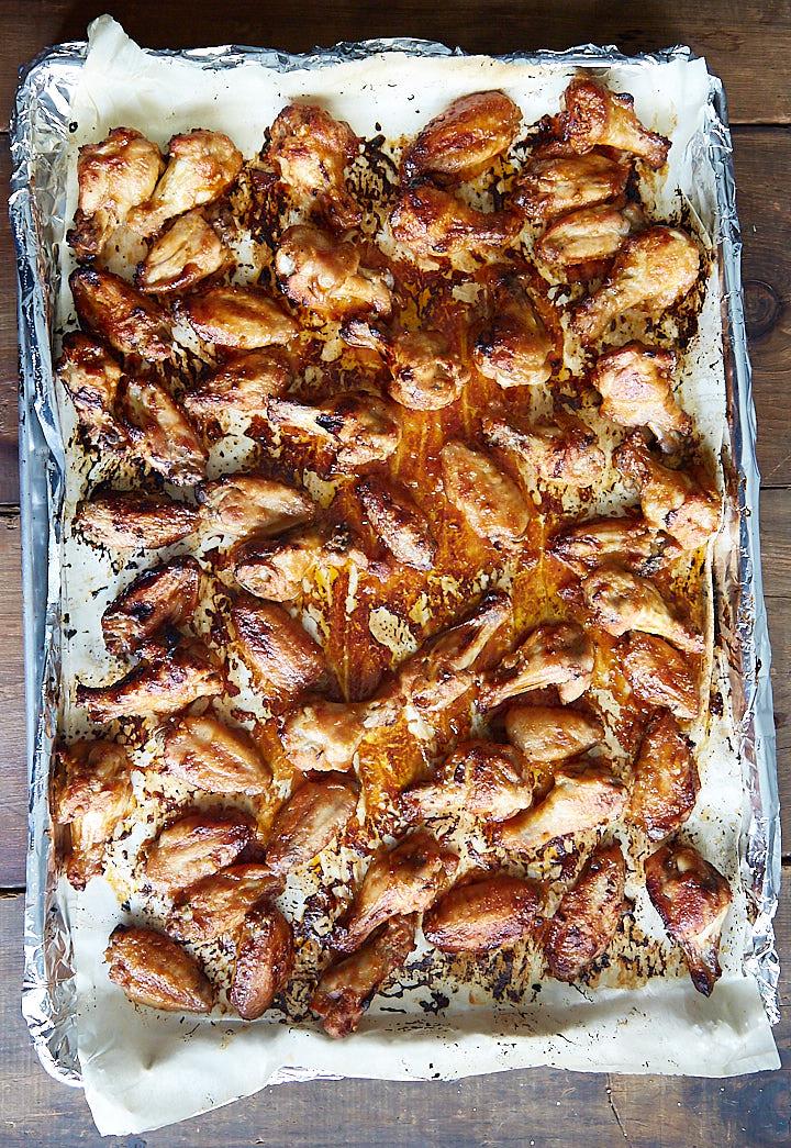 Killer Baked Chicken Wings