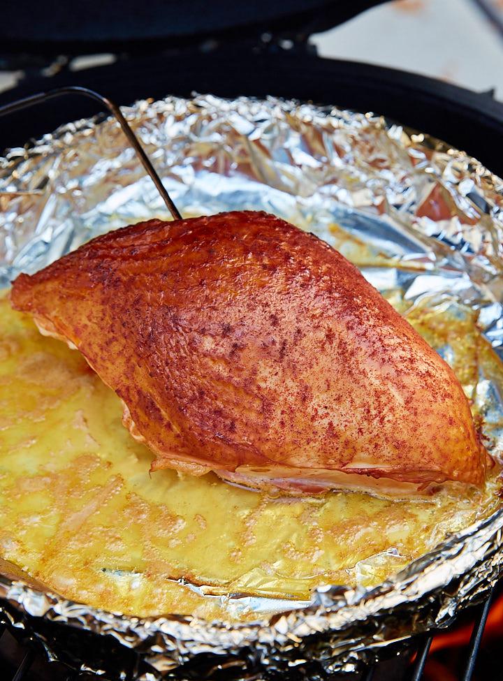 Cherry Wood Smoked Turkey Breast