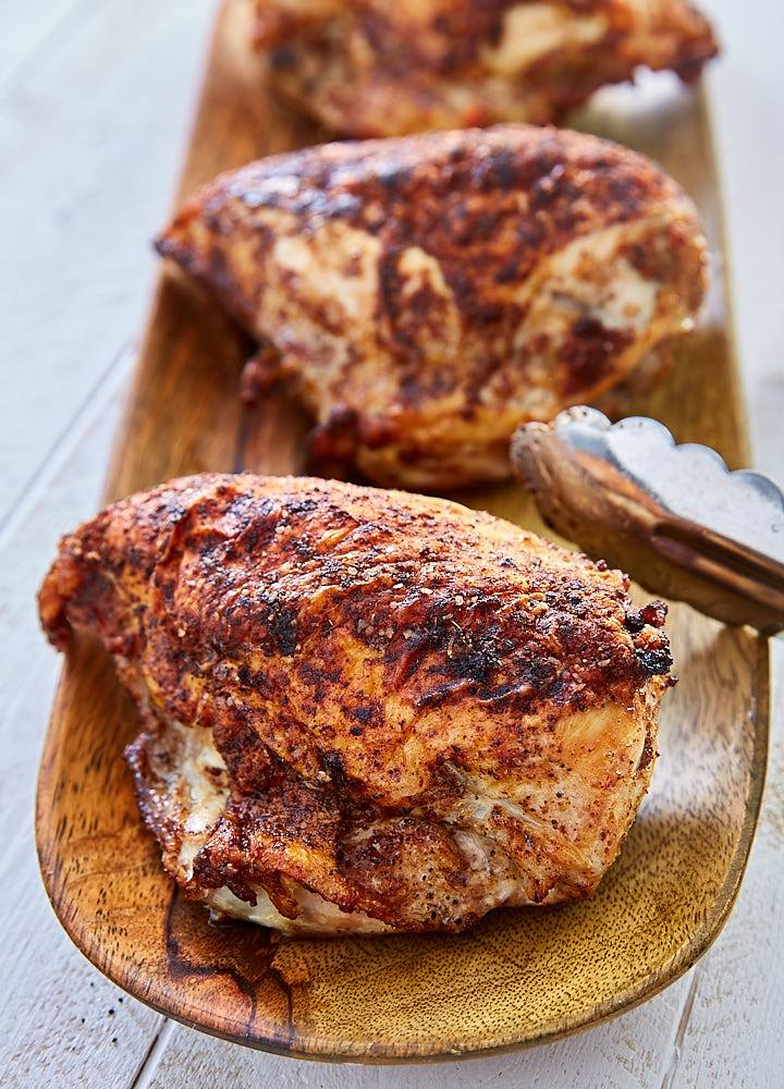 oven roasted chicken breasts