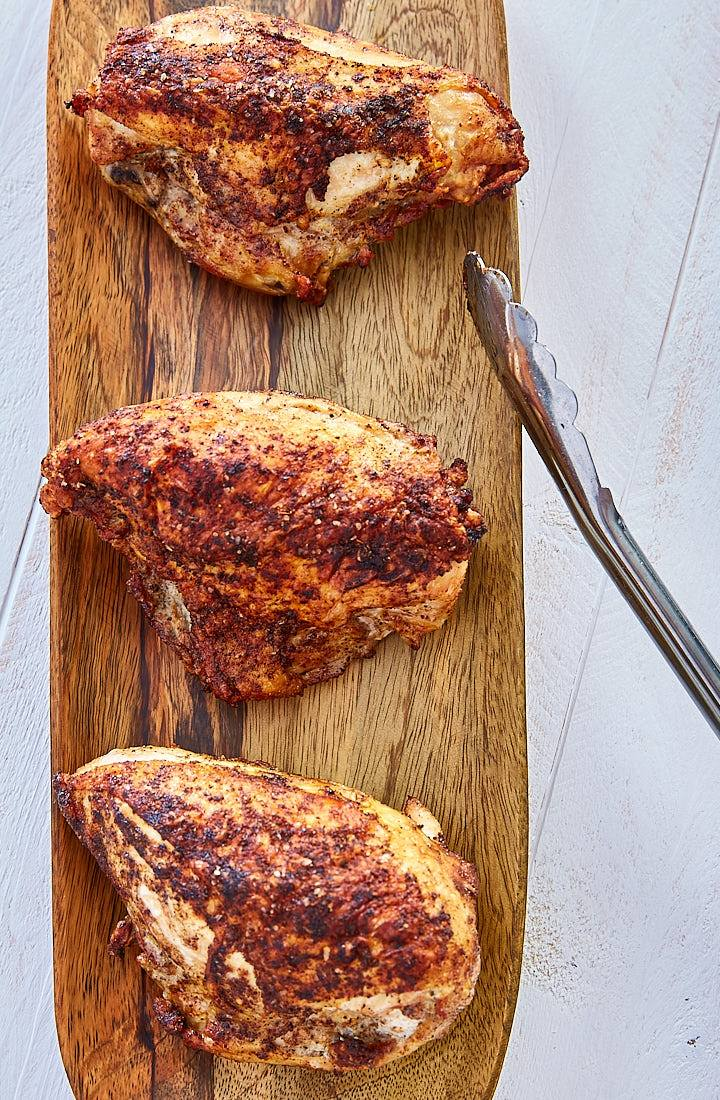 Crispy Oven Roasted Chicken Breast Ifoodblogger