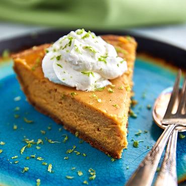 Key Lime Pumpkin Pie