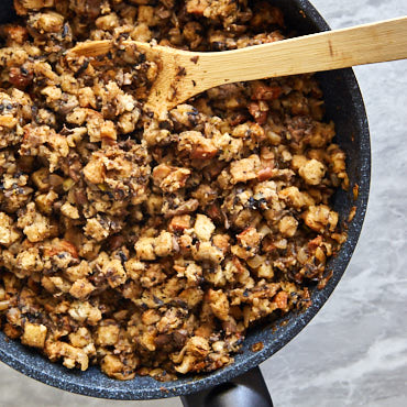 The Ultimate Turkey Stuffing