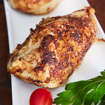 Crispy Oven Roasted Chicken Breast I Food Blogger