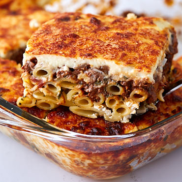 Homemade Pastitsio (pasticcio) Recipe
