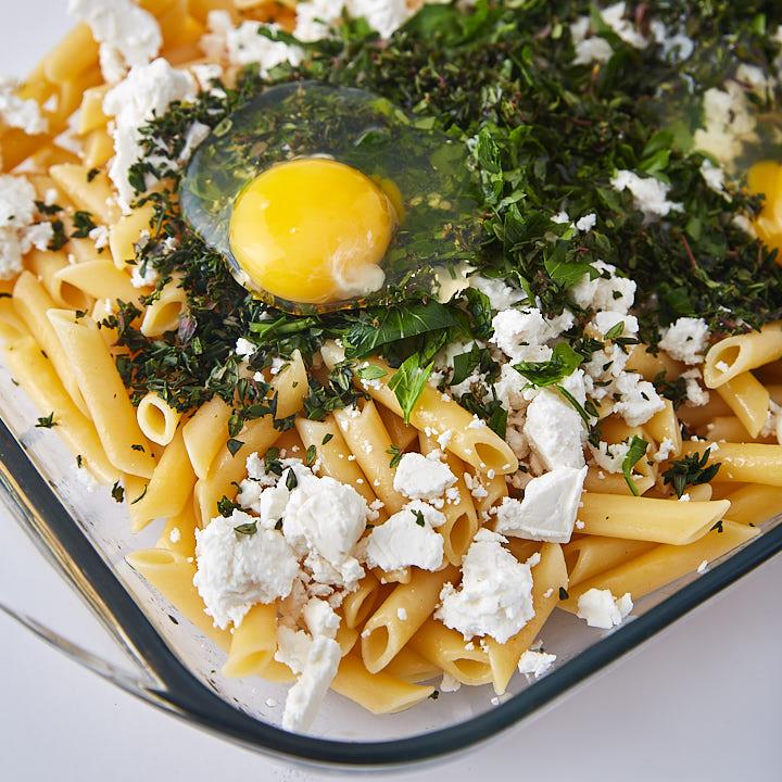 Homemade Pastitsio (pasticcio) Recipe