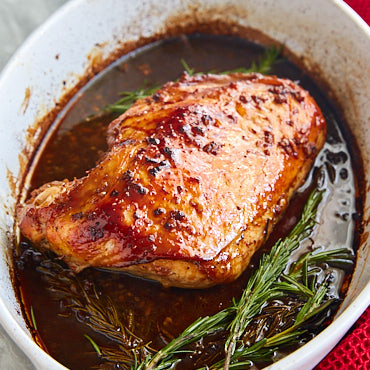 Roasted Marinated Turkey Breast