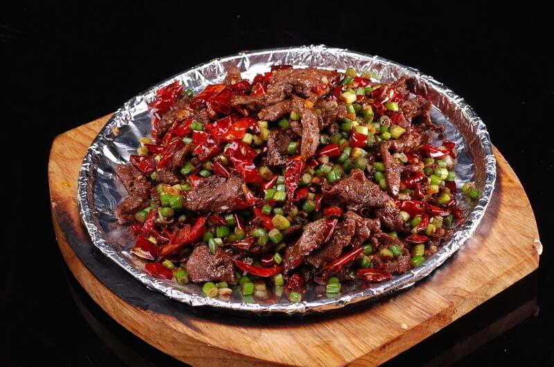 Hunan Beef 1