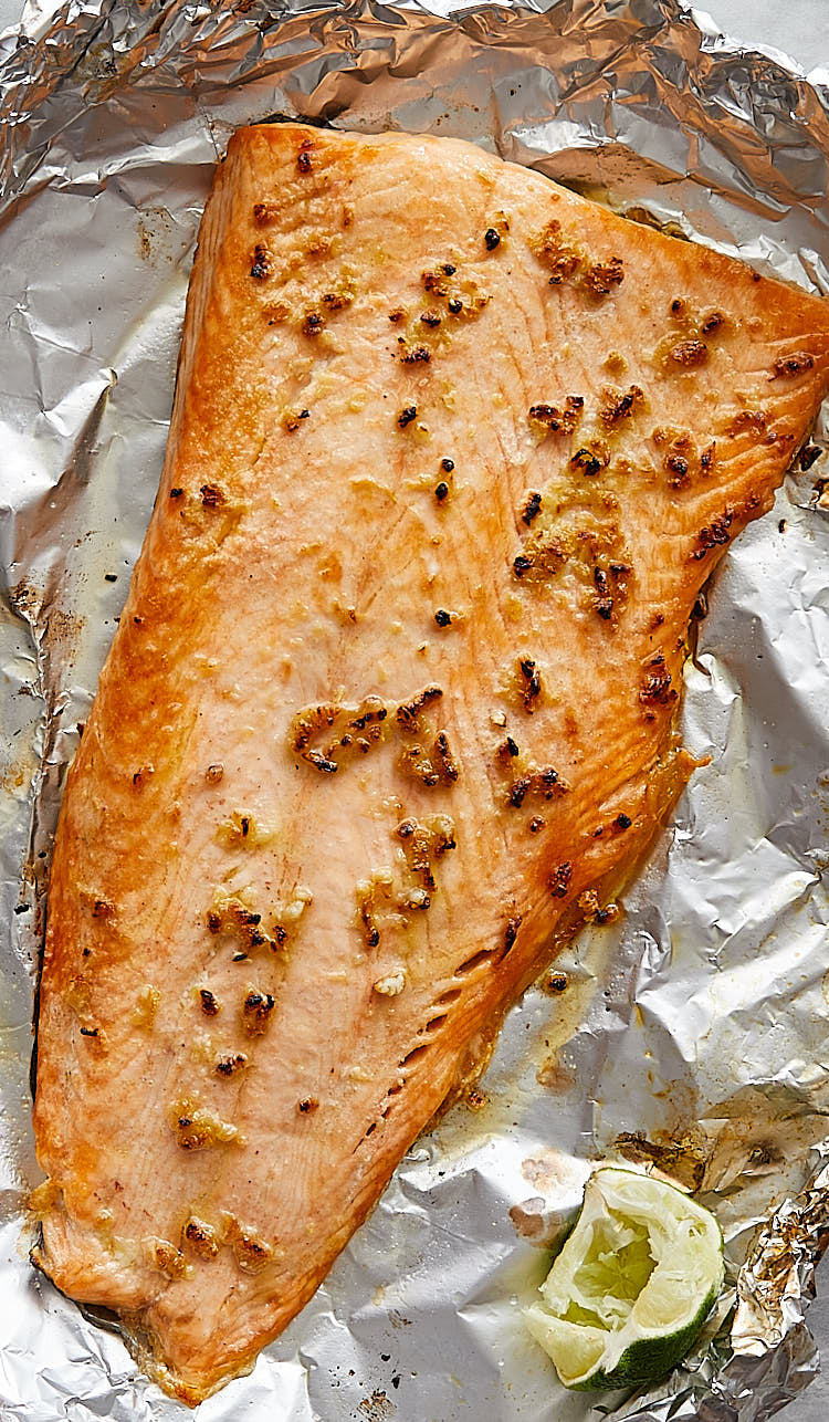 Broiled Steelhead Trout with Cherry Tomato and Shallot Relish Recipe |